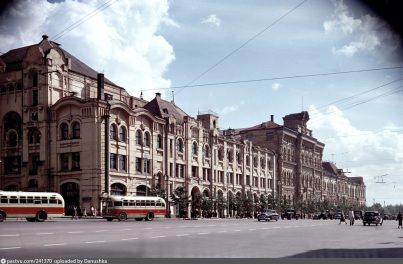 Политехнический музей, 1956–1957 • Фото: pastvu.com/p/241370