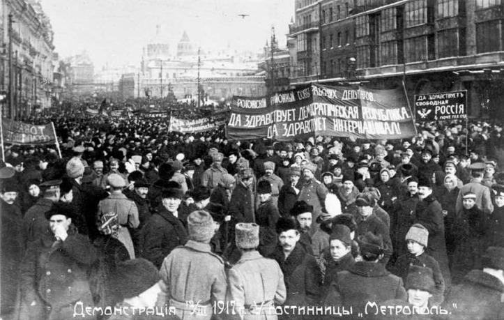 Miting-Metropol-1917